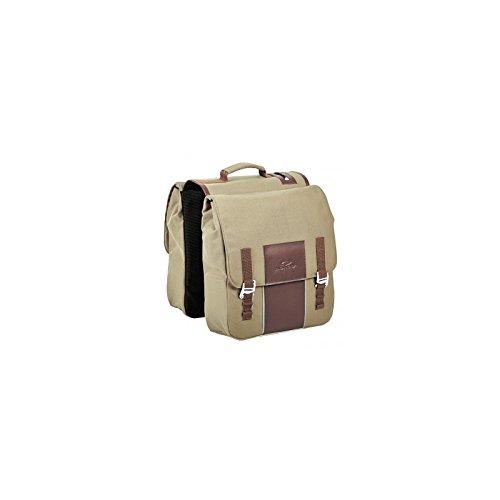 Norco Gepäckträgertasche Picton im Retro-Design