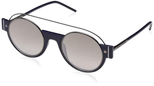 Marc Jacobs Damen MARC 2/S NQ U5Z 49 Sonnenbrille, Bluette Dkruth/Brown Sm Slv, -