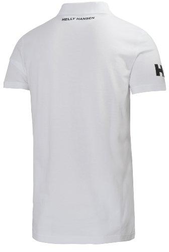 Helly Hansen gehen mit dem Verwundete HH Crew Polo Shirt weiß