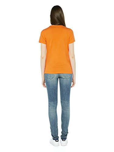 Colorado Denim Damen T-Shirts Rosemary Orange (flame 3964)