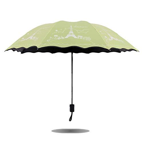 Umbrellas - 1pc Creative Umbrella Romantic Couple Drone Reversing - Carbon Korea Layer Sprayer Hand Rain Invert Double Fabric Parasol Inverted Dual Umbrella Women Drone Fold Hexacopter Wi