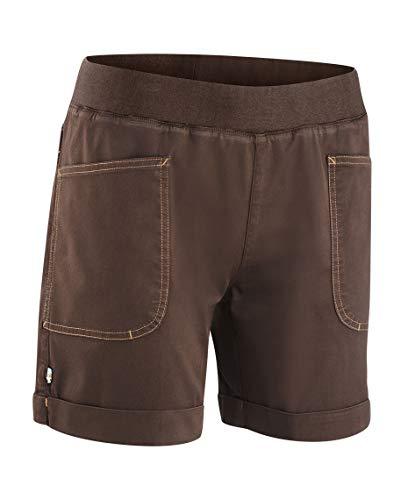 EDELRID Damen Wo Wo Kamikaze Shorts IV Mocca (502) M