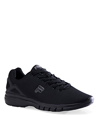 Fila Men's Men's Fanatic 3 Running Shoes Black