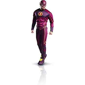 Costume Adulte Luxe - Avengers Flash - Taille 48-50
