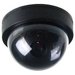 Cámara De Seguridad Con Luz Intermitente LED