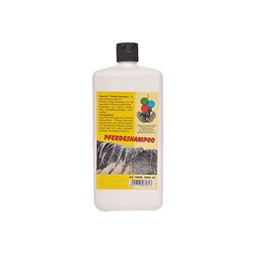 Französisch-shampoo (HKM 148080013 Pferde - Shampoo, Etikett auf Französisch, M)