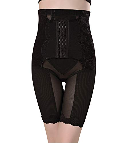 Underbust Shaper Lover Shapewear Lilith Control PantsMBlack Steel Body Boned Tummy Thigh Slimmers Perfect CxBroed