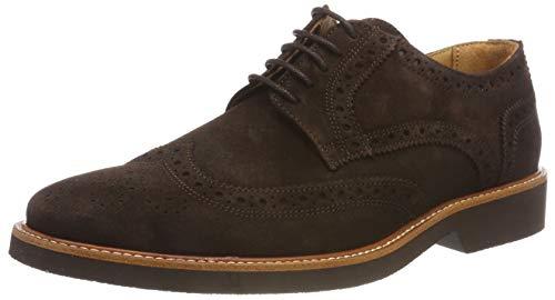 Sebago Wilson Suede, Zapatos Cordones Derby