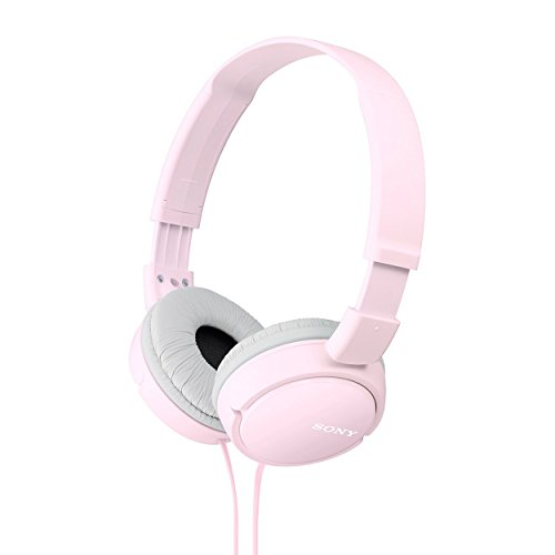 Sony Dynamic Foldable Headphones MDR-ZX110-P (Pink)  available at amazon for Rs.4999