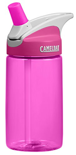 CamelBak 1274604040 Eddy Kids 0.4L Pink Borraccia