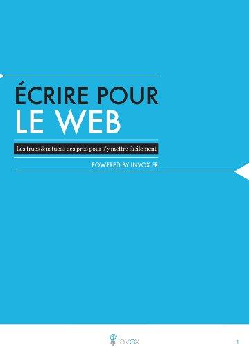 Ecrire pour le web par Guilhem Bertholet