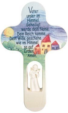 Engelkreuz Vater Unser (Kostüme In Verkleidung Segen)