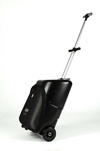 Micro Mobility Lazy Luggage Kleidertasche, 52 cm, 18 Liter, schwarz