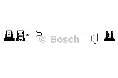 Bosch 0986356090 H.T. Ignition Cable