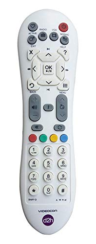 M.ELECTRO MTS ENTERPRIESE Remote Control for Videocon DTH SD Box