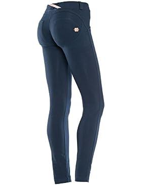 Freddy WRUP1R1E Pantaloni Donna Black