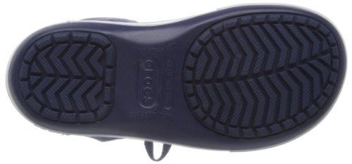 Crocs, Crocband Ii.5 Dentelle Botte, Stivali, Donna Blu (nautical Navy / Neon Purple)