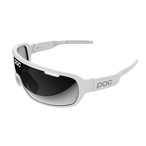 POC Unisex- Erwachsene DOBL5012 Sonnenbrille, Hydrogen White, VGM