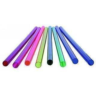Farbrohr für T8 Neonröhre, 119cm blau