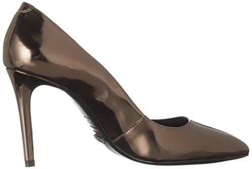 Aco New À Femme Braun Schutz Chaussures Chaussures Talon Y01pqn8Tw