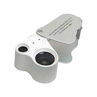 Lyanther Lente d'occhio ad alta Potenza illuminata Leegoal 30 u0026 60X LED