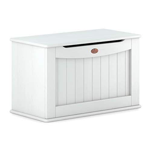 Boori Toy Box, Wood, Barley White Best Price and Cheapest