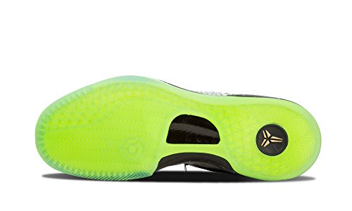 Système Kobe Sport Ss Noël Entraîneur Chaussures blck/elctrc grn-cl gry-mtllc g