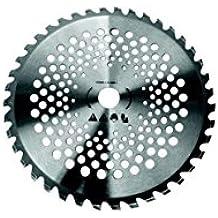Papillon 8061058 - Disco desbrozador gasolina universal 40 dientes 25 cm