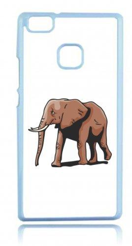 Smartphone Case Elefante con avorio Wilderness vita animale Africa per APPLE IPHONE 4/4S, 5/5S, 5C, 6/6S, 7& Samsung Galaxy S4, S5, S6, S6Edge, S7, S7Edge Huawei HTC-Divertimento