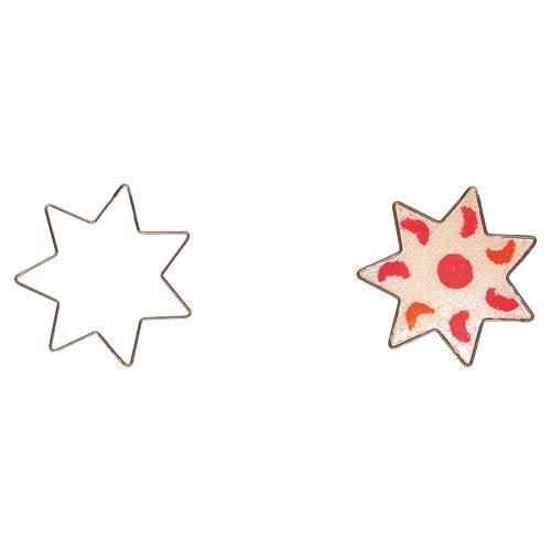 Drahtformen für Schmelzolan, Stern, ca. 120 mm [Spielzeug]