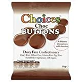 Celtic Choc Buttons