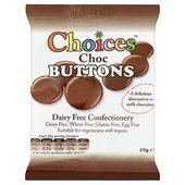 Celtic Choc Buttons