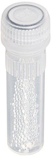 Benchmark Scientific beadbug D1031–10Standard Glasperlen in 2.0ml vorgefüllt Röhren, Acid Washed, 1mm Durchmesser (50Stück)