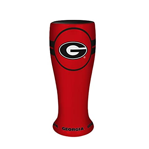 NCAA Collectible en céramique Pilsner, mixte, Red, 2.5 oz.