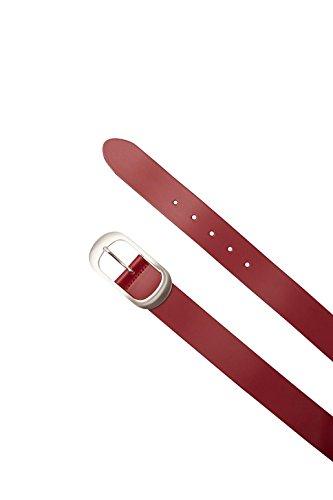 ESPRIT 116EA1S004, Cintura Donna, Rosso (Garnet Red), Small ( 80)
