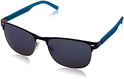 Tommy Hilfiger Gafas de Sol 1401/S XT R53 (56 mm) Azul