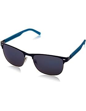 Tommy Hilfiger Unisex-Erwachsene Sonnenbrille TH 1401/S XT, Schwarz (Mtblue Teal), 56