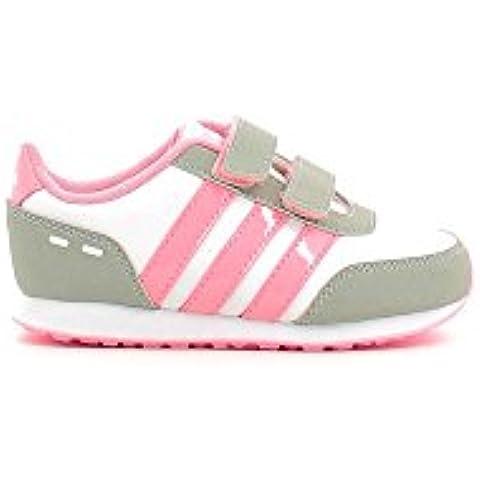 Zapato Adidas Vs Switch Inf aw4851niña–Piel–Velcro -25