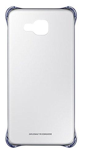Samsung Clear Cover EF-QA510 für Galaxy A5, schwarz Samsung 3d-mobile
