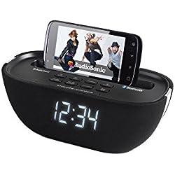 Audiosonic CL-1462 Radio/Radio-réveil MP3