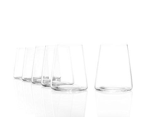 Stlzle-Lausitz-POWER-Weinbecher-klein-380-ml-6er-Set-Weiwein-Becher-splmaschinenfest-bleifreies-Kristallglas-hochwertige-Qualitt-elegant-und-bruchbestndig