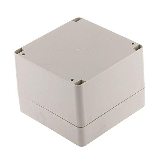 Solarwasserdicht Abs Weiß Elektronik Kreuzung Projekt Box - 200x120x75mm