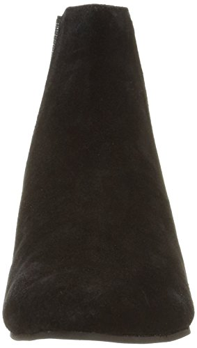 Jonak 321-beatles, Damen Chelsea Boots Mehrfarbig (croûte/noir/argent)