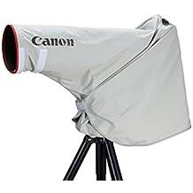 Canon ERC-E5S Housse Anti-Pluie pour Appareil Photo et Objectif Blanc