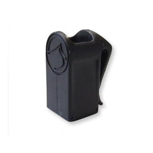 31 AX8DCXAL. SS500  - Lace Endclip Liquid Force Suspension Black Shoe Laces