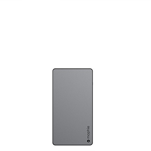 Mophie Powerstation XL - Batería externa universal, color gris espacial