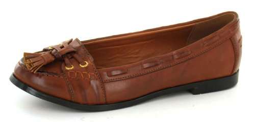 On Marrone Donna Spot Brown Ballerine fSdqBzzx