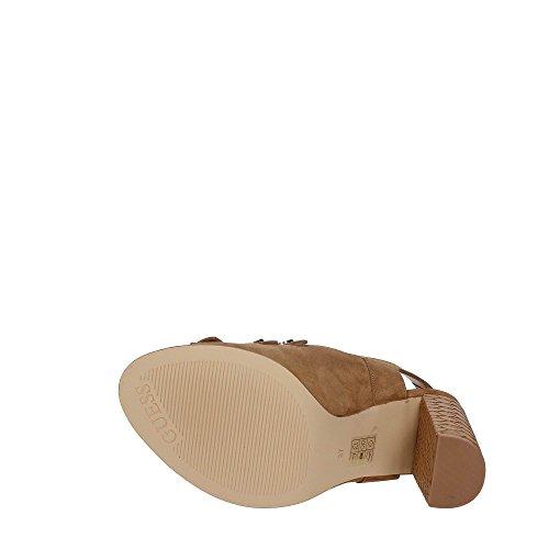 Guess FLBAC2SUE03 Sandalo Donna COGNAC