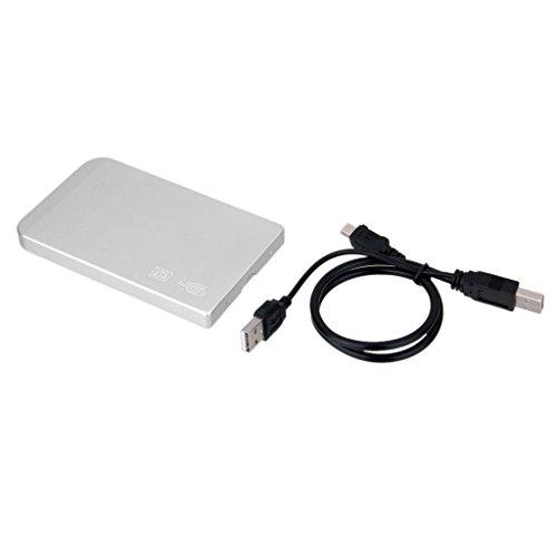 USB 2.0 SATA 2.5 Pulgadas unidad De Disco Duro HDD Caso Carcasa Extern