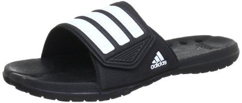 Adidas amp; 1 Badeschuhe Caruvo Vario Herren Dusch black Schwarz White 1 Black qq7ZA4wa